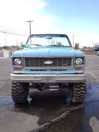 My Dad's K5 Blazer | Somethin Bout A Truck!! | Pinterest | K5 Blazer ...