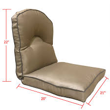 Replacement Swing Cushions - Garden Winds Greendale Home Fashions Solid Outdoor High Back Chair Cushion Set Of 2 Walmartcom Fniture Cushions Ideas For Your Jordan Manufacturing Outdura 22 In Ding Roma Stripe 20 Chairs At Walmart Ample Support Better Homes Gardens Harbor City Patio Lounge With Sahara All Weather Wicker Rocking With Regard The 8 Best Seat 2019 Classic Porch Black Sonoma Serta Big Tall Commercial Office Memory Foam Multiple Color Options