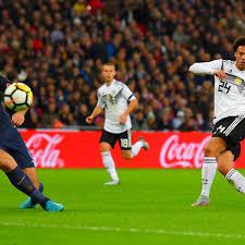DFBTeam Spielbericht England Gegen Deutschland