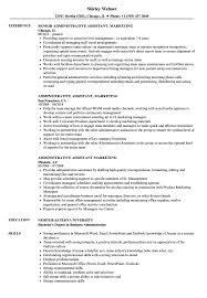 Administrative Assistant Marketing Resume Samples | Velvet Jobs Virtual Assistant Resume Sample Most Useful Best 25 Free Administrative Assistant Template Executive To Ceo Awesome Leading Professional Store Cover Unforgettable Examples Busradio Samples New And Templates Visualcv 10 Administrative Resume 2015 1