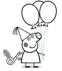 Nick Jr Coloring Pages Blaze Pig Page Images Drawing Of Peppa Dora Full Size