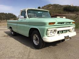 100 3 4 Ton Chevy Trucks For Sale This 1966 Chevrolet GMC Ton Pickup Is Finished In Mint Green