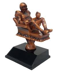 Amazon.com: Fantasy Football Trophy / Armchair Quarterback ... Fantasy Football League Champion Trophy Award W Spning Monster Free Eraving Best 25 Football Champion Ideas On Pinterest Trophies Awesome Sports Awards 10 Best Images Ultimate Archives Champs Crazy Time Nears Fantasytrophiescom Where Did You Get Your League Trophy Fantasyfootball Baseball Losers Unique Trophies