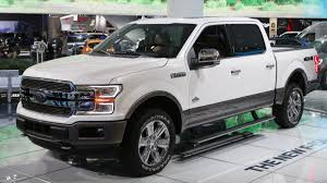 Ford Recalls 350,000 SUVs And Trucks, Citing Problems Putting Them ...