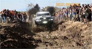 100 Mud Truck Video Discovery Channels Diesel Brothers Revs Up With Crazy Stunt Driving