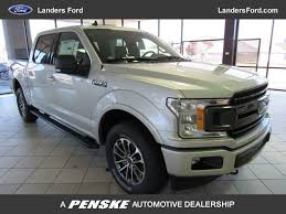 100 4x4 Box Truck New 2019 Ford F150 XLT 4WD SuperCrew 55 At Landers Ford