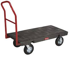 Rubbermaid Heavy-Duty Platform Hand Truck, 9 X 50 X 24 In, 2 Fixed/2 ... Lavohome Super Heavy Duty Platform Truck Hand Cart Folding Silverline 868581 Sack 315kg Airgas Stow Away Safco Products Monster Trucks Hh003l Heavyduty Foldable Convertible Upright 4 Wheel Cargo Trolley Machine Tools Bd 600 Lbs Capacity Truckh007a1 The Home Depot Magliner 14 Nose 10 Air Tire D19a1070 Harper 900 Lb Quick Change Lowered Sturdy Barrow Milwaukee Farm Ranch