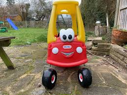 100 Little Tikes Classic Pickup Truck Cozy Coupe RideOn