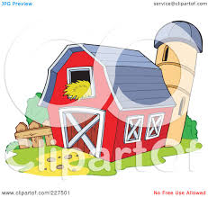 Royalty-Free (RF) Clipart Illustration Of A Red Barn By A Silo By ... Red Barn Clip Art At Clipart Library Vector Clip Art Online Farm Hawaii Dermatology Clipart Best Chinacps Top 75 Free Image 227501 Illustration By Visekart Avenue Of A Wooden With Hay Bnp Design Studio 1696 Fall Festival Apple Digital Tractor Library Simple Doors Cartoon For You Royalty Cliparts Vectors
