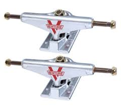 Venture Polished High - 5.25 Inch Pair Of Skateboard Trucks | EBay Venture Skateboard Trucks Low Marquee Sweet Tooth 525 Polished Silver Lo Thuro Iannucci Premium High Westgate Engraved Vertigo Surf Top 20 Best Skateboards In 2018 Review Editors Choice Truck 58 Hi Stilladen Hi Raw By 50 Skateboard Products My White V Hollow Legacy Inch Pair Of Blue Motto