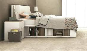 cadre design pas cher cadre de lit 160 200 pas cher lit design cadre de lit avec sommier