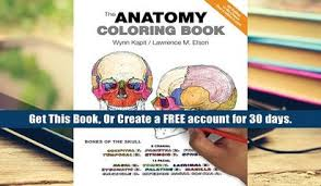 Download PDF The Anatomy Coloring Book Wynn Kapit For Kindle