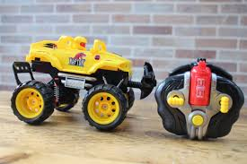 Review: Monster Smash Ups Remote Control Truck - What The Redhead Said