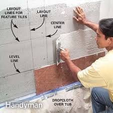 amazing installing tile on walls part quot1quot how to install
