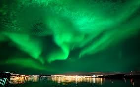 Northern lights forecast for Troms¸