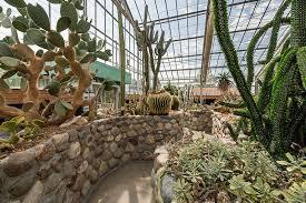 Conservatory Matthaei Botanical Gardens and Nichols Arboretum