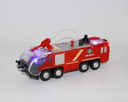 100 Fire Truck Sirens Bezrat Mini Electric Battery Operated Bump And Go Toy