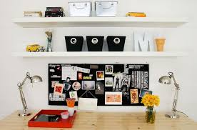 Ikea Lack Shelves Eclectic boy s room AB Chao