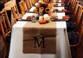 Rustic Summer Wedding Table Decorations