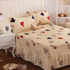 Minnie Mouse Queen Bedding by Aliexpress Com Buy Bed Sheet Set Bedding Sets Mickey And Minnie