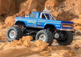 BIGFOOT #1 Monster Truck Brushed 36034-1