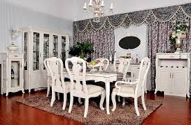 Marvelous French Style Dining Table And Chairs Provincial