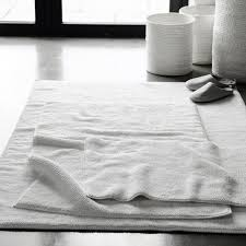 Extra Large Bath Rugs Uk by Bath Mats Bathroom U0026 Shower Mats The White Company Uk