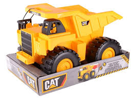CAT: Big Rev Up Machine Dump Truck | Toy | At Mighty Ape NZ