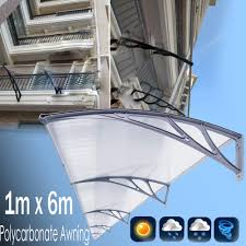 Aliexpress.com : Buy 1m X 6m Polycarbonate Awning Cover Outdoor ... Awning Sydney Supply Install Polycarbonate Our Product Range Wood S Louvres U Carbolite Colorbond Window Awnings Doors Alinium Full Size Of Awninghton Perspex Acrylic Warehouse Eco Patio External Cover And Covers Woodland Grey Free Standing Retractable Pergola Carport Beautiful Door Pictures Canopy Scst