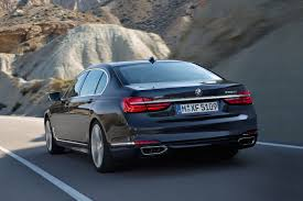 BMW Points Fingers with All New 7 Series