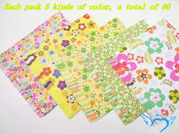 Free Shipping Wholesale Children Handmade Origami Paper Design And