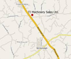 location of ti machinery sales northern ireland woodworking