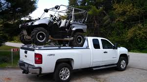 Stretched Yamaha Rhino Atop UTV Hauler On Silverado Pulling ... Diamondback Truck Coverss Most Recent Flickr Photos Picssr A Heavy Duty Bed Cover On Ford F150 Ta05sems Covers Hd Install Youtube Northwest Accsories Portland Or The Worlds Recently Posted Of Fs08 Hive Mind Diamondback Tundra Best Resource Teresting Heavyduty On Dodge Ram Dually Red