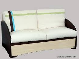 canapé convertible ecologique canapé lit écologique maison et mobilier d intérieur