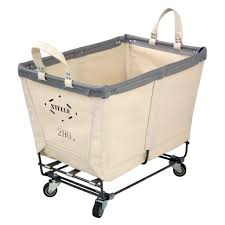 Canvas Small Truck - 2 Bu | Steele Canvas Basket Corp