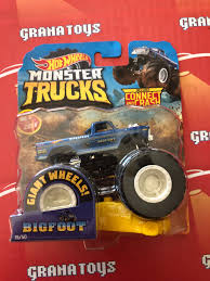 100 Bigfoot Monster Truck Toys 1950 2019 Hot Wheels S Case F Grana