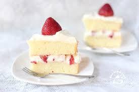 Japanese Strawberry Shortcake 日式草莓蛋糕