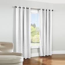 Grommet Top Curtains Jcpenney by Irongate Blackout Jacquard Grommet Top Curtain Panel Jcpenney