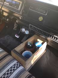 100 Truck Cup Holder 1970 Dodge D100 Interior Consol With Cool Custom Cup Holders