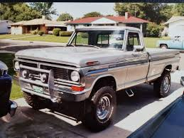 1970 Ford F100 4x4 | Trucks | Pinterest | Ford Trucks, Ford And Ford 4x4 Threequarter Front View Of A 1970 Ford F100 Pickup Truck At The Ranger Xlt Short Bed Pickup Show Restomod Directory Index Trucks1970 Custom Protour Truck Youtube 600 Dump Item K3190 Sold March 3 Govern Bronco Classics For Sale On Autotrader F250 Classiccarscom Cc1088956 2wd Regular Cab Sale Near Springfield Missouri Hot Rod Network Street Coyote Ugly Sema 2015 Curbside Classic 1968 A Youd Be Proud To Own