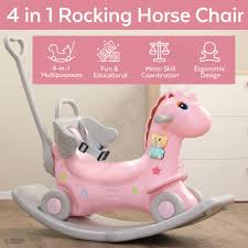 4-in-1 Rocking Horse - Push Glider Pony Rocker Toy - Musical Player Riding  Chair - Ride On Rocking Animal - 1.5x Thicker Safer Durable - Anti-Slip ... Top 10 Best High Chairs For Babies Toddlers Heavycom Baby Doll Accsories To Buy 20 Littleonemag December 2011 Thoughts From The Gameroom Melissa Doug Classic Wooden Abacus Make Me Iconic Set Nursery Highchair Ever Dad Creates Star Wars 4in1 Rocking Horse Push Glider Pony Rocker Toy Musical Player Riding Chair Ride On Animal 15x Thicker Safer Durable Antislip Plans Woodarchivist New 112 Dollhouse Miniature Fniture White With Double Removable Tray Babyinfantstoddlers 3in1 Boosterchair Grows Your Child Adjustable Legs Antique Baby High Chair That Also Transforms Into A Rocking Doll White Wooden Flower Design In Hemel Hempstead Hertfordshire Gumtree