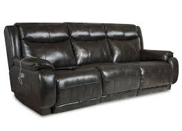 Southern Motion Power Reclining Sofa by Velocity Double Reclining Sofa With Power Headrest By Southern
