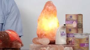 Ionic Salt Lamp Recall by Evolution Salt Lamps Youtube