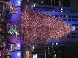 Rockefeller Center Christmas Tree Facts by Lighting Of The Rockefeller Center Christmas Tree Randolph
