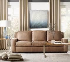 Bradington Young Sheffield Leather Sofa by Bradington Young Nebraska Furniture Mart