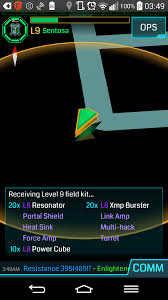 Ingress Heatsink Force Amp by New Badge For Ingress U0026 Level Up To Lvl 9 My Internet Corner