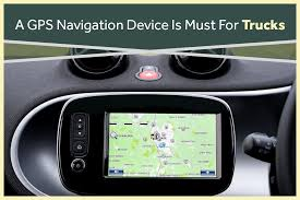 100 Gps Truck Route Features Of GPS Navigation System For S Ing Lane