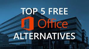 Top 5 Free Microsoft fice Alternatives 2017
