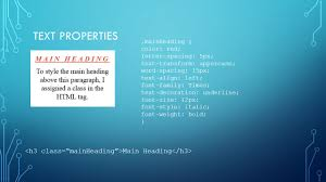 Text Decoration Underline Padding by Cascading Style Sheets Css Ppt Download