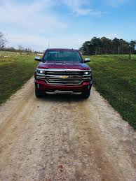 High Country Chevy Silverado Delivers A Premium Package — Auto ...